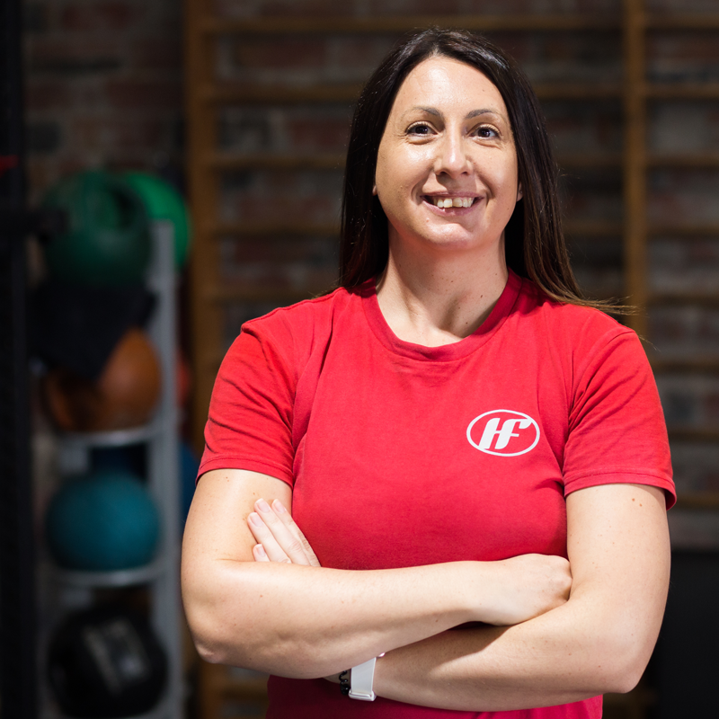 Annalise Hurls Fitness Personal Trainer