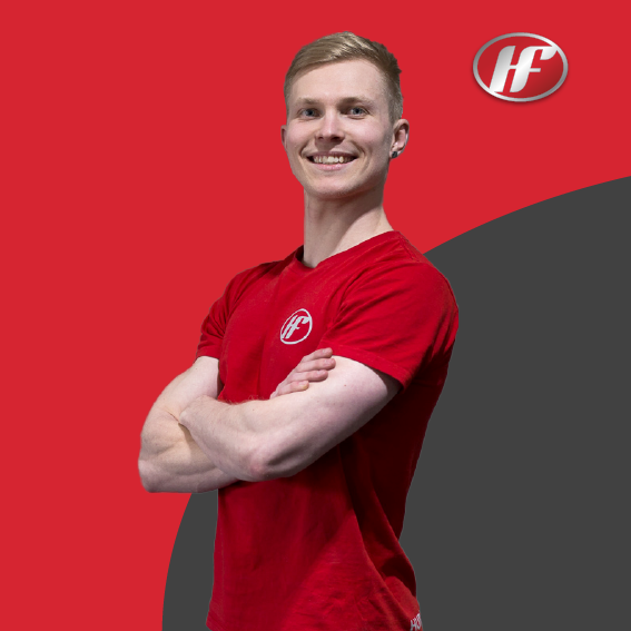 Joel Hurls Fitness Instructor and Personal Trainer